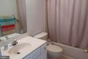Bathroom - 4512 CARRICO DR, ANNANDALE