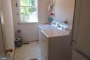 Laundry Room - 4512 CARRICO DR, ANNANDALE