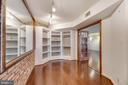 Built-ins in the Den - 1099 22ND ST NW #304, WASHINGTON
