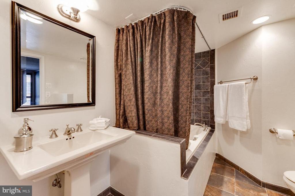 Master Bathroom - 1099 22ND ST NW #304, WASHINGTON
