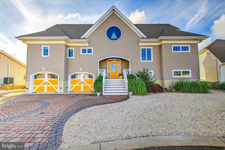 Single Family Homes 용 매매 에 Manahawkin, 뉴저지 08050 미국