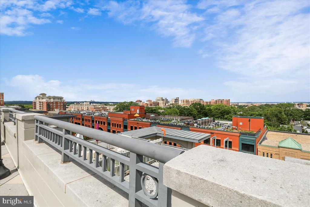 Views of Clarendon! - 1021 N GARFIELD ST #804, ARLINGTON