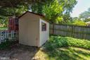 Storage Shed - 6100 THOMAS DR, SPRINGFIELD