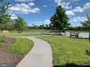 Willowsford nature pond - 24890 DAHLIA MANOR PL, ALDIE