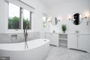 Master Bath - 22669 WATSON RD, LEESBURG