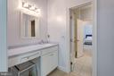 Jack and Jill Bathroom - 11329 HENDERSON RD, FAIRFAX STATION