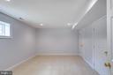 Lower Level Flex Room - 11329 HENDERSON RD, FAIRFAX STATION