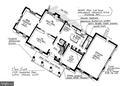 Main Level Floor Plan - 11329 HENDERSON RD, FAIRFAX STATION