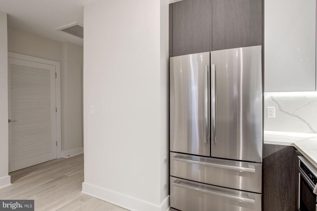 Stainless steel appliances - 1745 N ST NW #312, WASHINGTON
