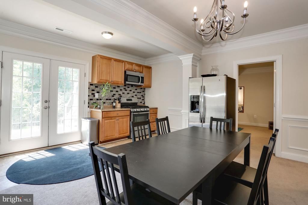 Lower Level 2nd Kitchen/In-law suite/au pair suite - 7717 MAGARITY RD, FALLS CHURCH