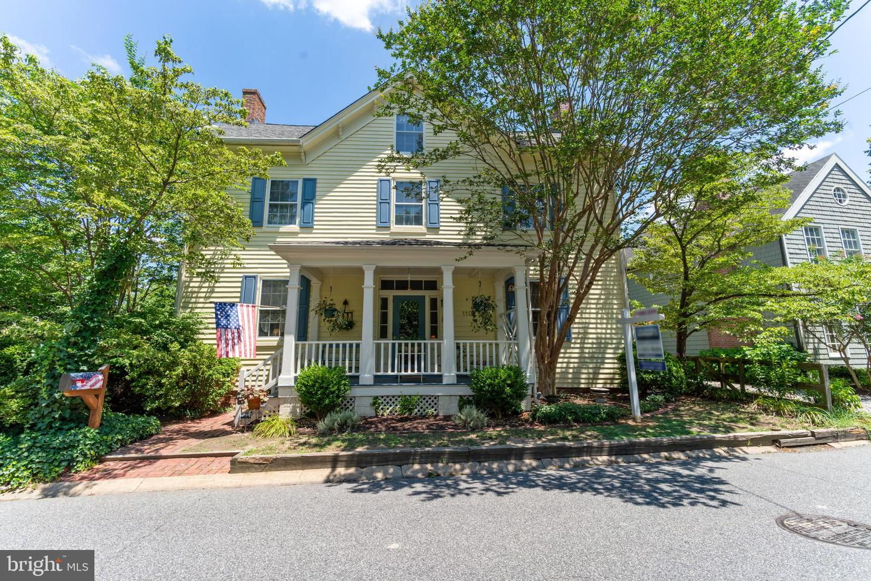 Single Family Homes para Venda às Centreville, Maryland 21617 Estados Unidos