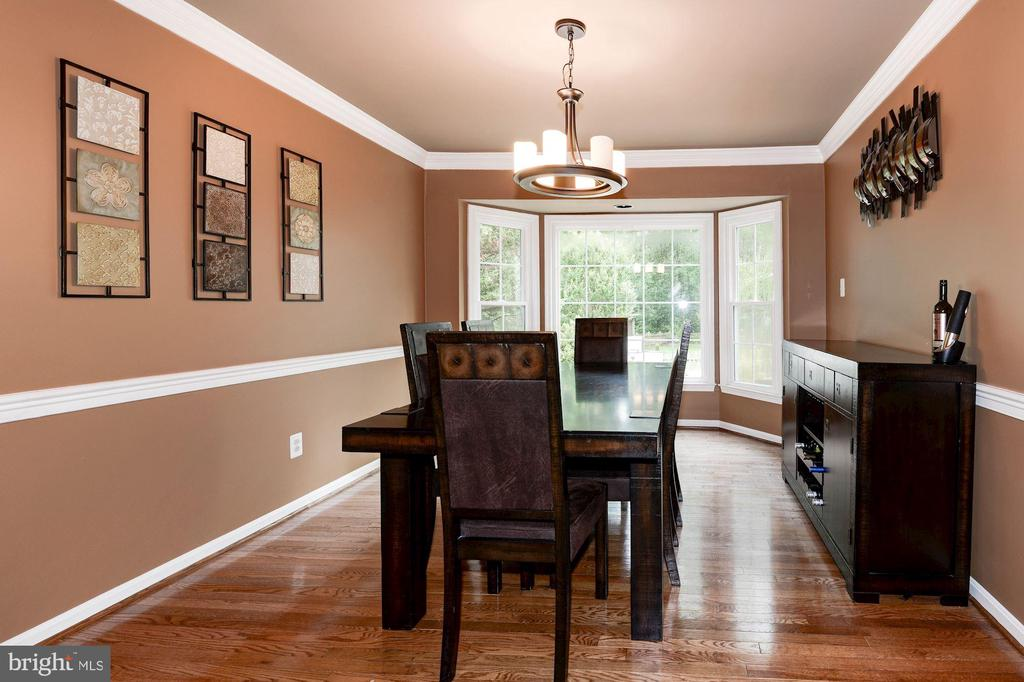 Dining room - 7 CRISSWELL CT, STERLING