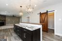 Huge island. Pick your own cabinets and granite - 6851 E SHAVANO, NEW MARKET
