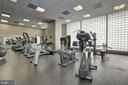 Fitness center - 1020 N HIGHLAND ST #413, ARLINGTON