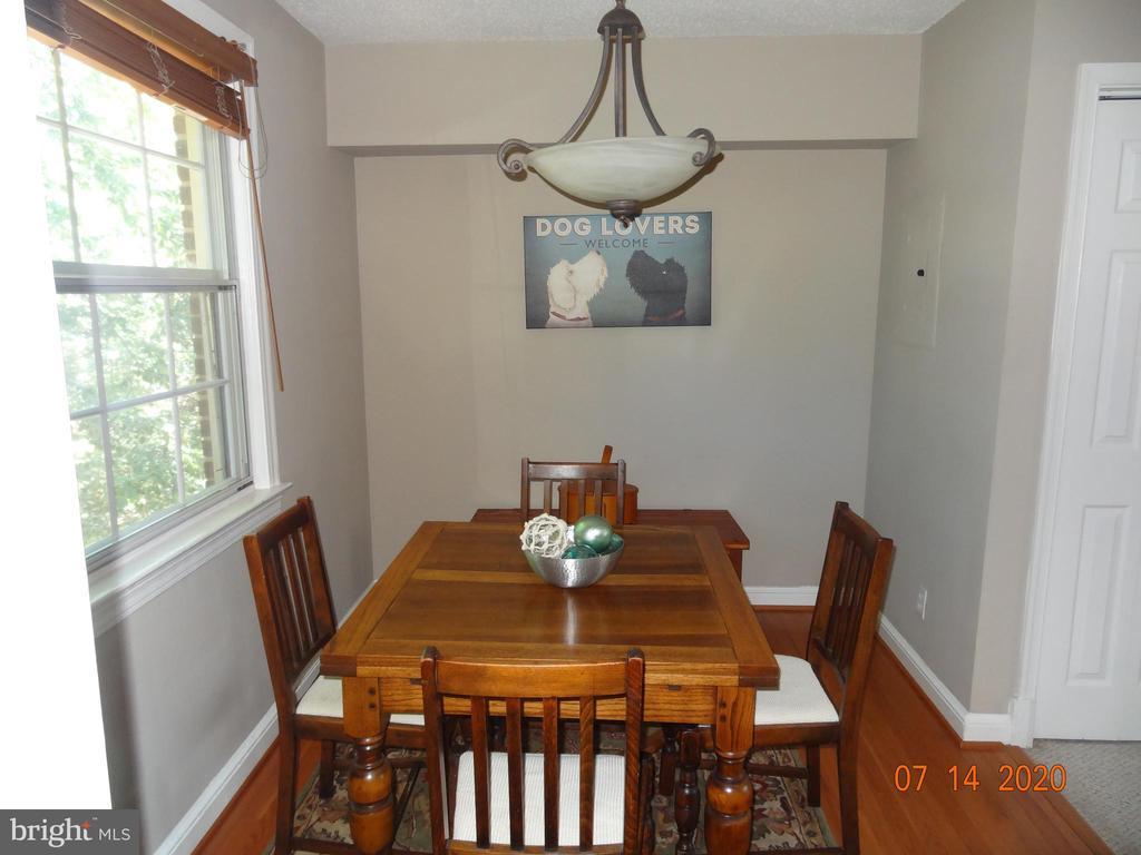 Dining Room off the Kitchen - 2411 ARLINGTON BLVD #201, ARLINGTON