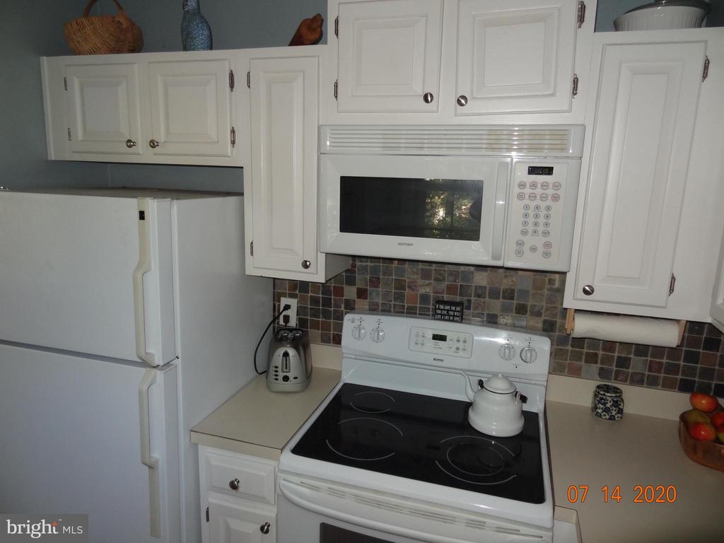 Electric Stove, Microwave, Dishwasher and Frig - 2411 ARLINGTON BLVD #201, ARLINGTON