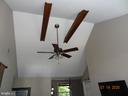 Vaulted Ceiling - 2411 ARLINGTON BLVD #201, ARLINGTON