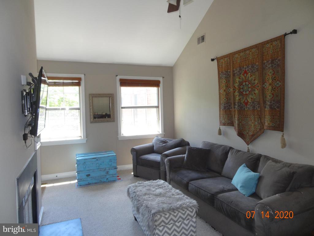 Spacious Family Room - 2411 ARLINGTON BLVD #201, ARLINGTON