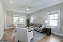 Living Room - 5335 43RD ST NW, WASHINGTON