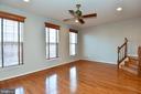 Living Area-View 3 - 11872 BENTON LAKE RD, BRISTOW