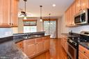 Kitchen View- 1 - 11872 BENTON LAKE RD, BRISTOW