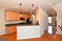 Kitchen View-4 - 11872 BENTON LAKE RD, BRISTOW