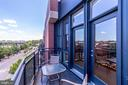 Balcony - 3800 LEE HWY #408, ARLINGTON