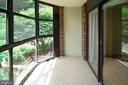 Sun room off living room - 2100 LEE HWY #241, ARLINGTON
