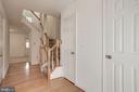 Foyer 2504 Clover Field - 2504 CLOVER FIELD CIR, HERNDON