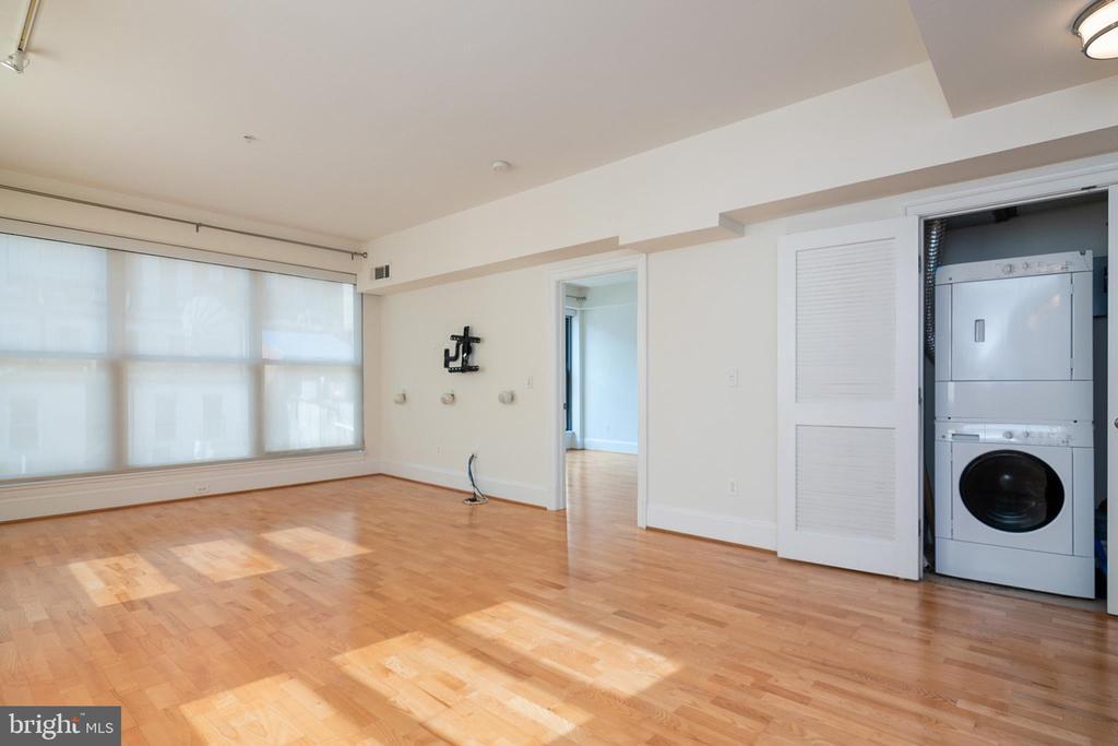 Main living area - 1830 JEFFERSON PL NW #14, WASHINGTON