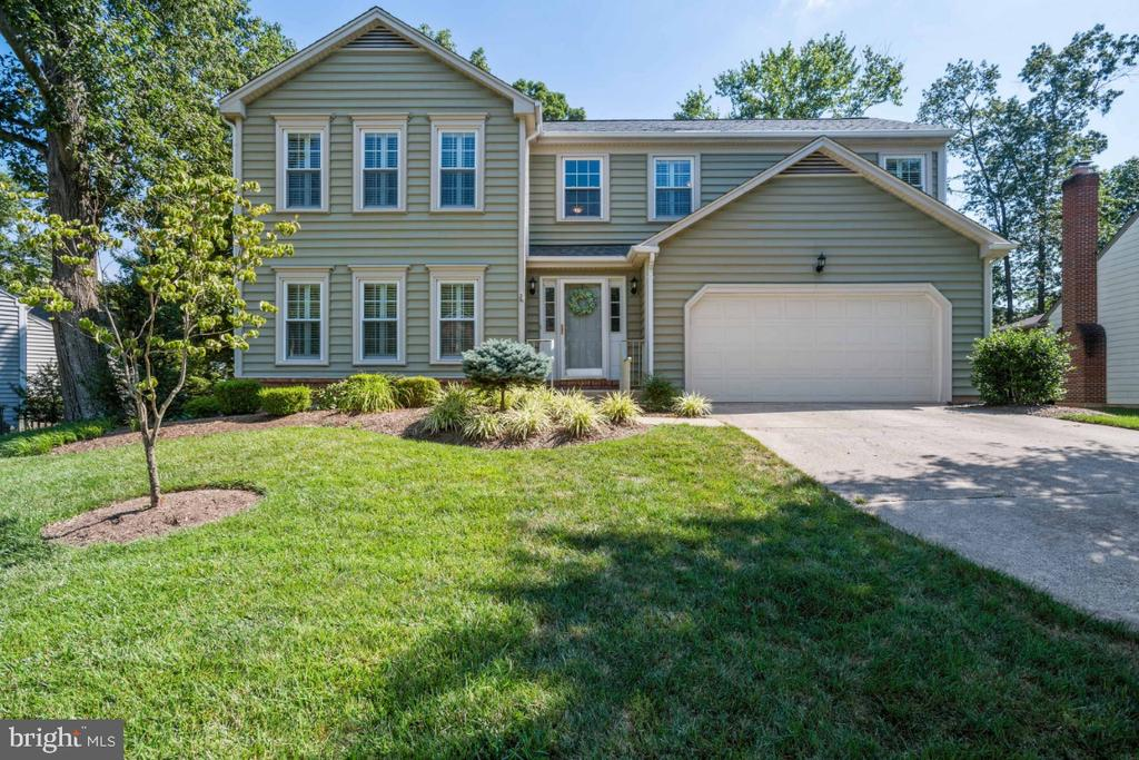 Beautiful colonial in Franklin Glen - 3619 ELDERBERRY PL, FAIRFAX