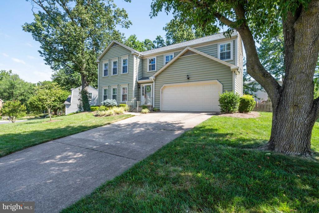 Perfectly located lot - 3619 ELDERBERRY PL, FAIRFAX