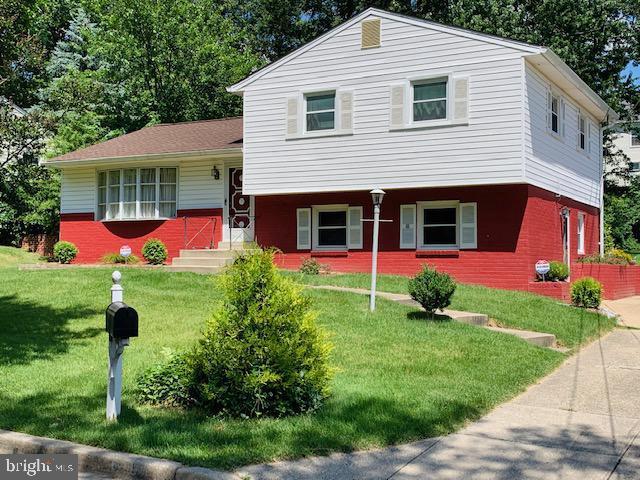 Single Family Homes 为 销售 在 Beltsville, 马里兰州 20705 美国