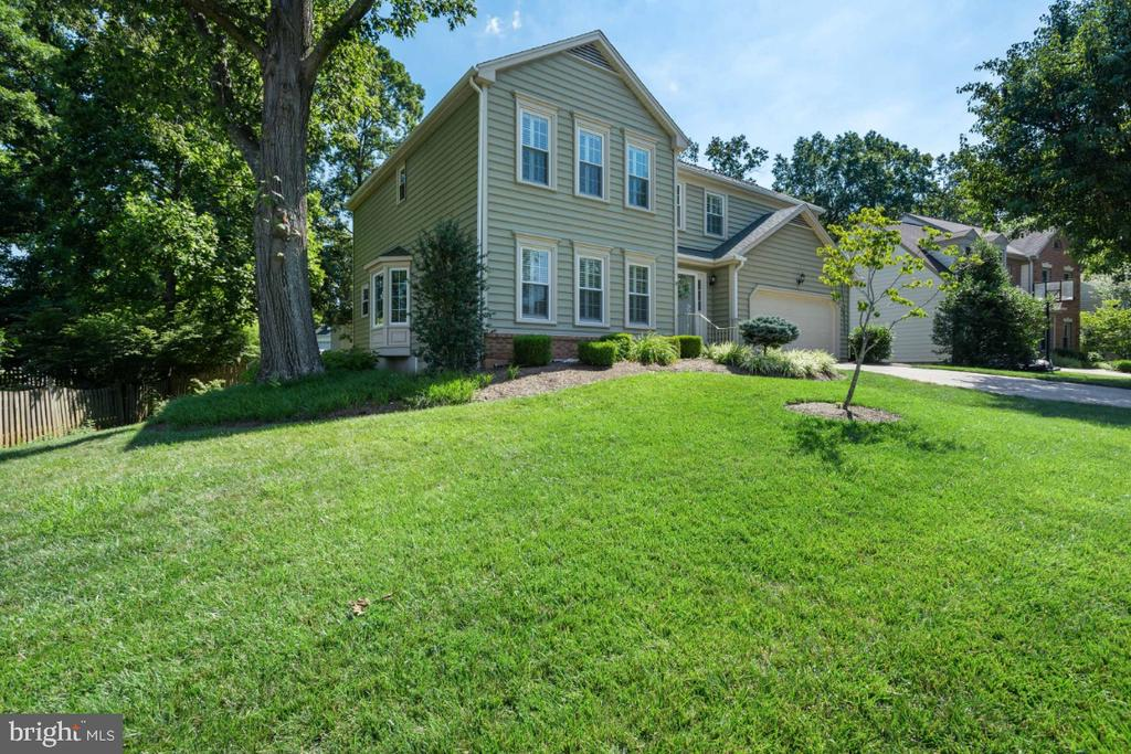 Lovely lot - 3619 ELDERBERRY PL, FAIRFAX