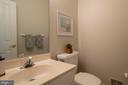 2nd Half Bath on Main level - 3601 SURREY DR, ALEXANDRIA