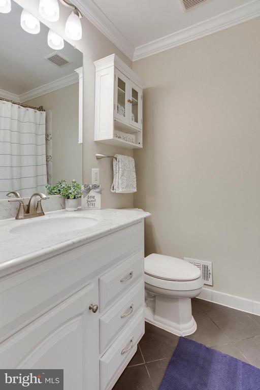 Bathroom Two - 1906 GREAT FALLS ST, MCLEAN