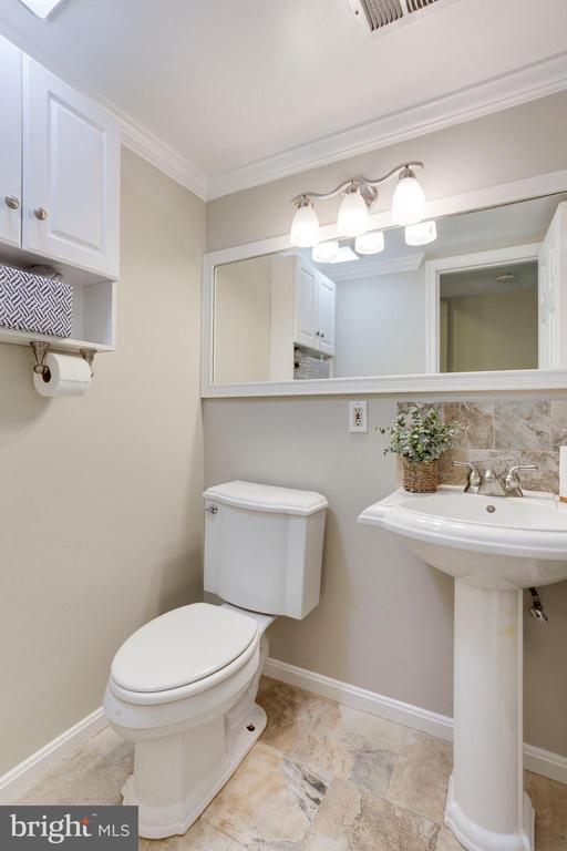 Basement Bathroom - 1906 GREAT FALLS ST, MCLEAN