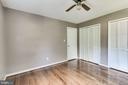 3nd upper level bedroom - 4702 DECLARATION CT, ANNANDALE