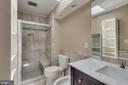 Master Bathroom - 4702 DECLARATION CT, ANNANDALE
