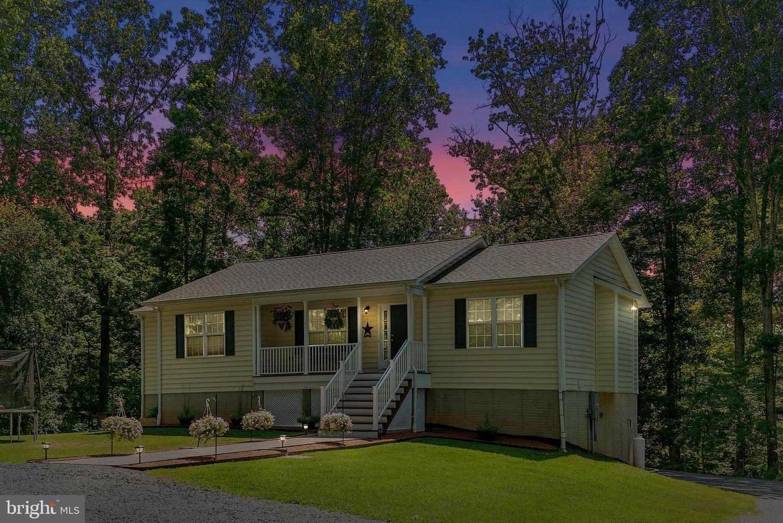 Single Family Homes por un Venta en Amissville, Virginia 20106 Estados Unidos