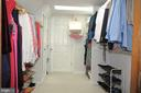 Upper Level 3, Custom Walk in Closet - 9510 THORNHILL RD, SILVER SPRING