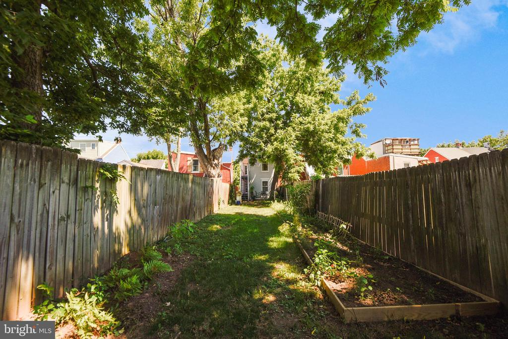 Grow your own healthy garden! - 432 W SOUTH ST, FREDERICK