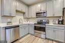 Beautifully renovated kitchen, newer SS Appliances - 432 W SOUTH ST, FREDERICK