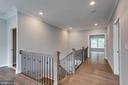 Second Floor Hallway - 7411 NIGH RD, FALLS CHURCH