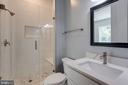 Full Bath (Main Floor) - 7411 NIGH RD, FALLS CHURCH