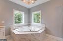 Master Bathroom - 7411 NIGH RD, FALLS CHURCH