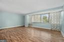 Spacious and Sunning Living/Bedroom - 800 4TH ST SW #S210, WASHINGTON