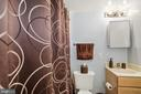 Large Bath - 800 4TH ST SW #S210, WASHINGTON