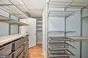 Amazing Storage with Elfa Shelves - 800 4TH ST SW #S210, WASHINGTON