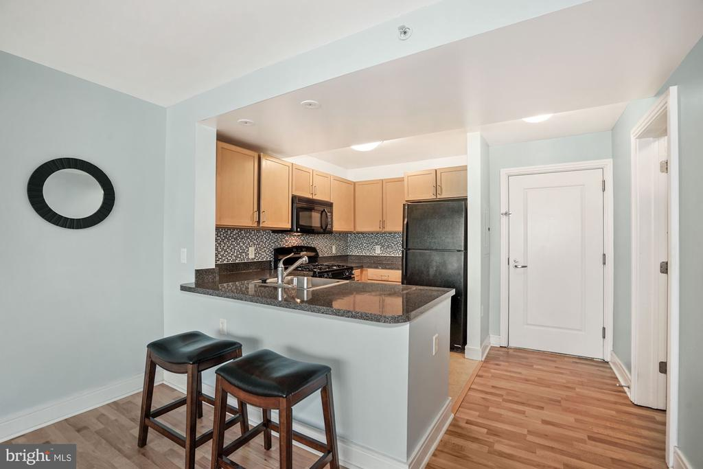 Bar for cooking and entertaining - 800 4TH ST SW #S210, WASHINGTON